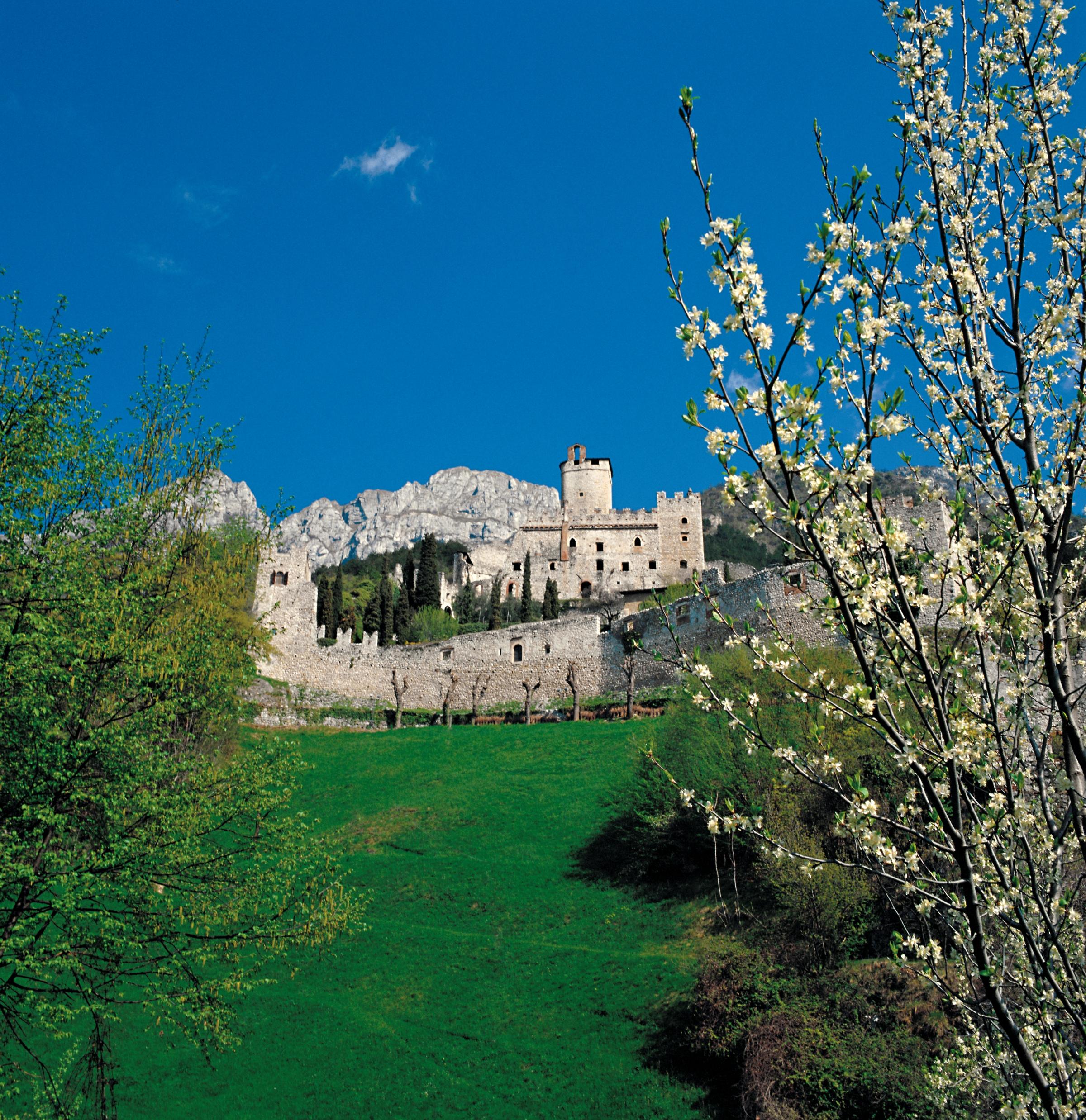 Castello di Avio, suggestiva proprietà del FAI in Trentino