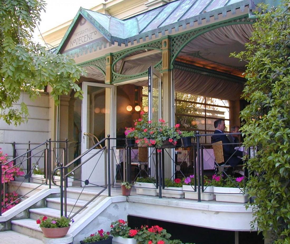 Ristorante Novecento dell'Hotel Rovereto-Weekend da gourmet