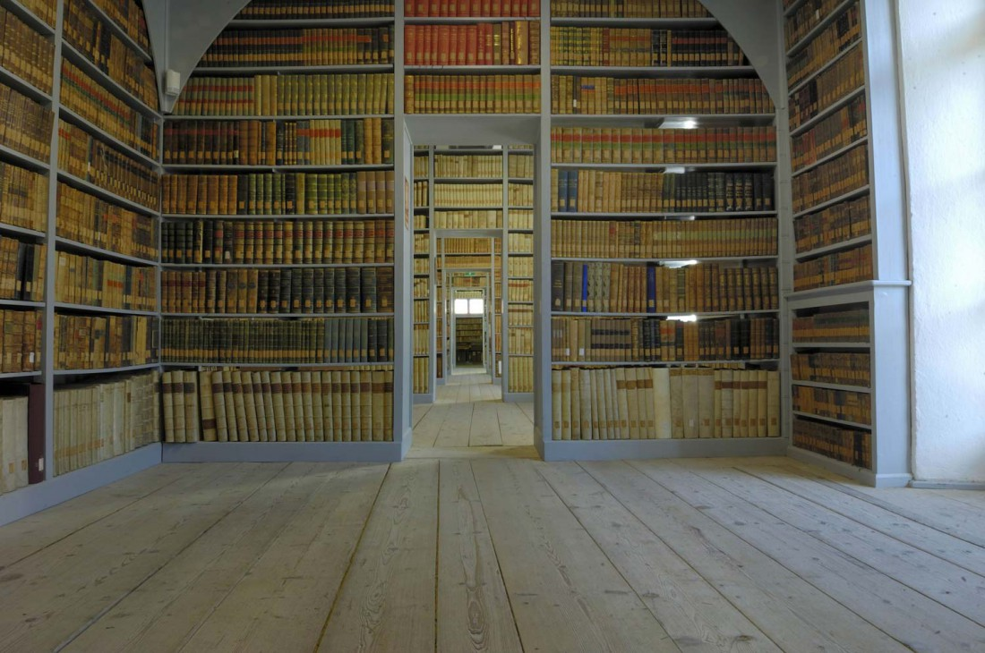 Biblioteca Civica - Palazzo dell'Annona - Rovereto