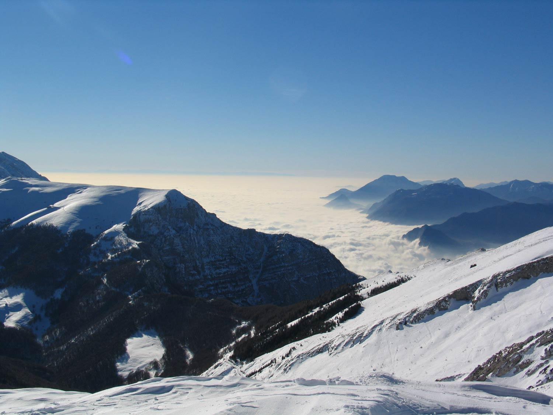 Val di Gresta Inverno