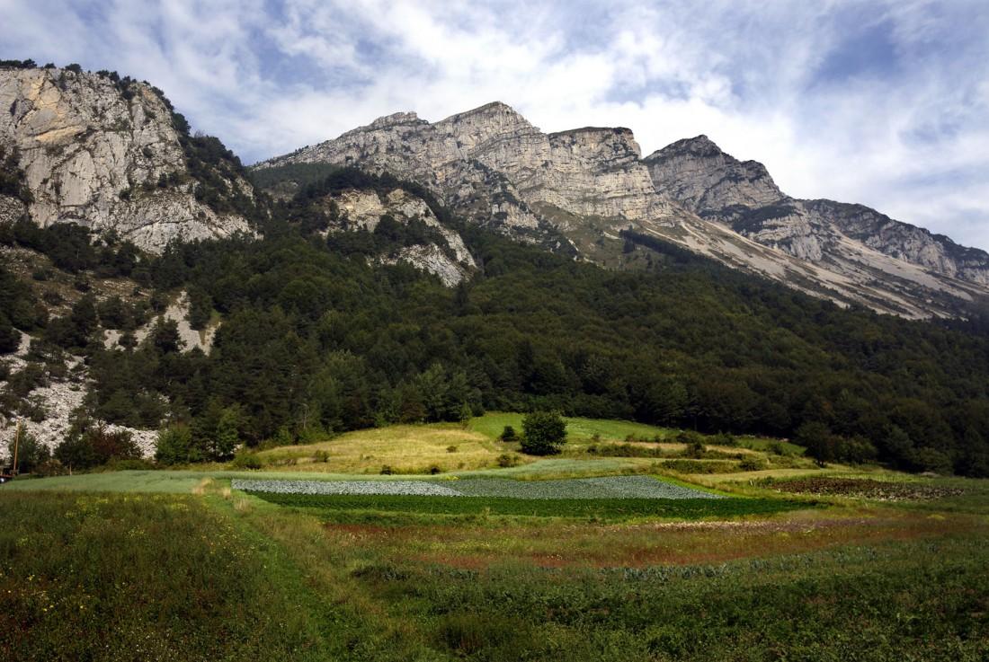 Orto in Val di Gresta