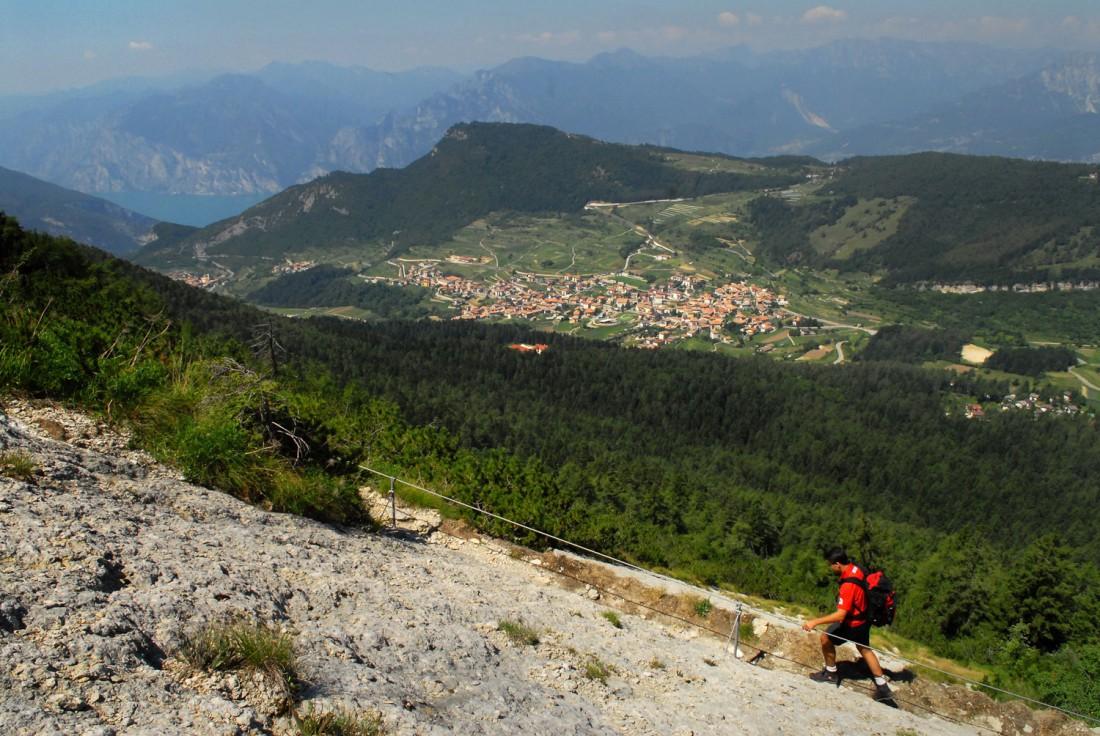 Paesaggio in Val di Gresta