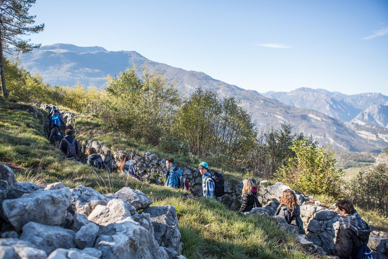 Soggiorni didattici in Trentino tra arte storia e scienza