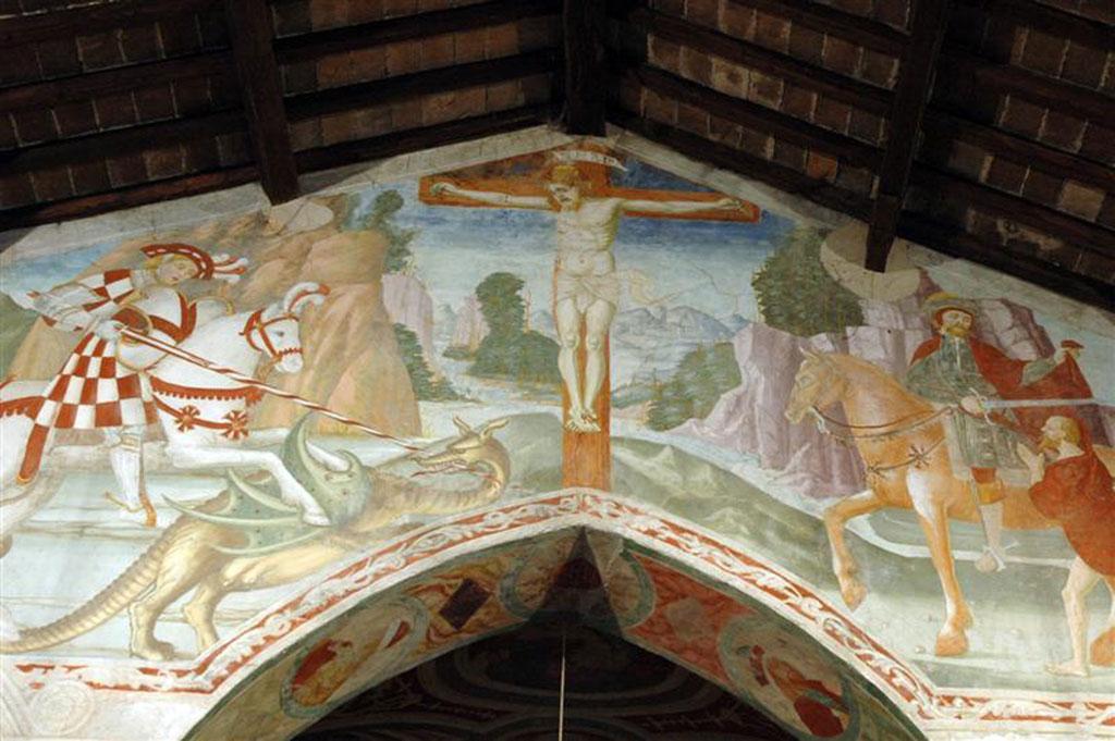 Arco-trionfale-Chiesa-di-S.Rocco-Volano-MD-visitrovereto
