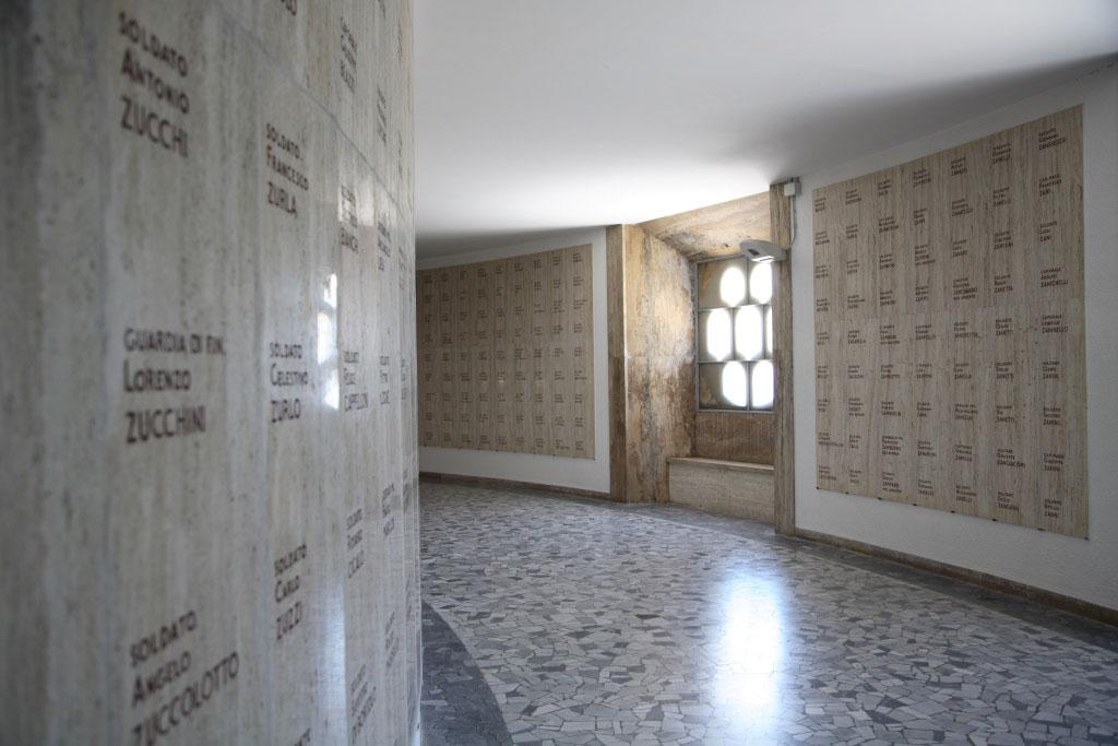Sacrario monumentale di Castel Dante
