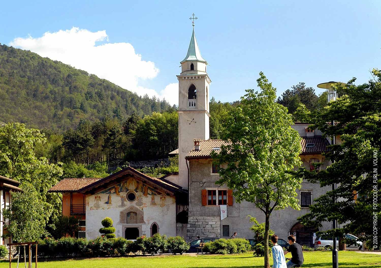 Chiesetta di San Rocco - Volano