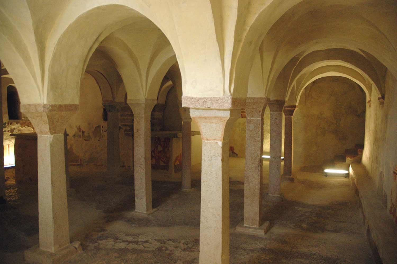 Cripta di San Giovanni-Brentonico
