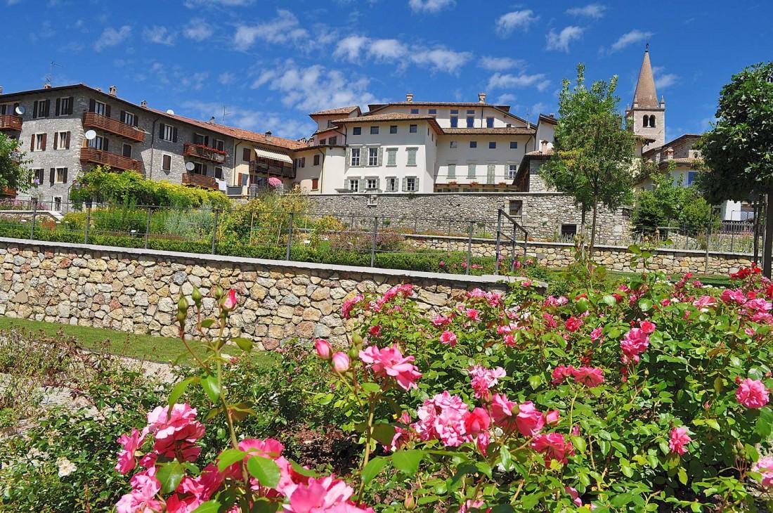 Giardino Botanico di Brentonico-bimbi gratis