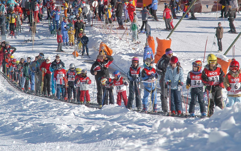 ski area polsa san valentino