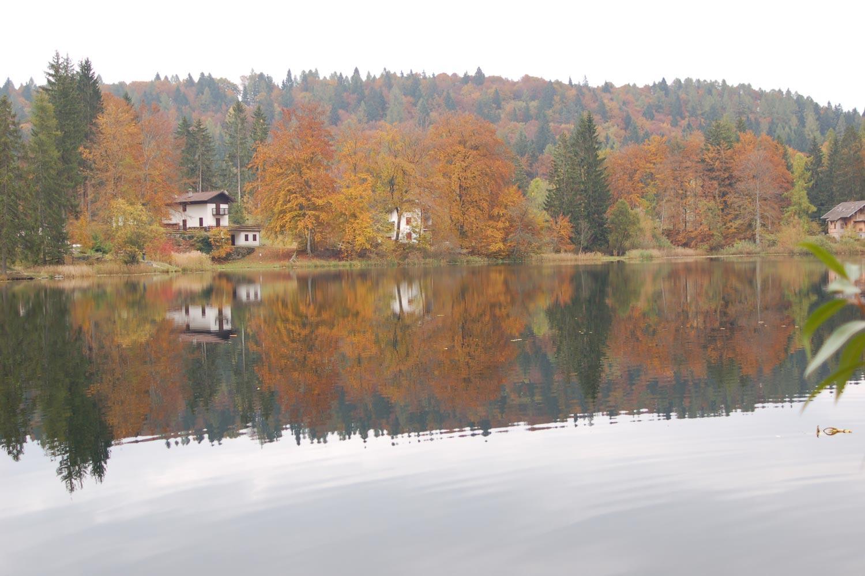 Risultati immagini per Immagini belle: laghi di memoria