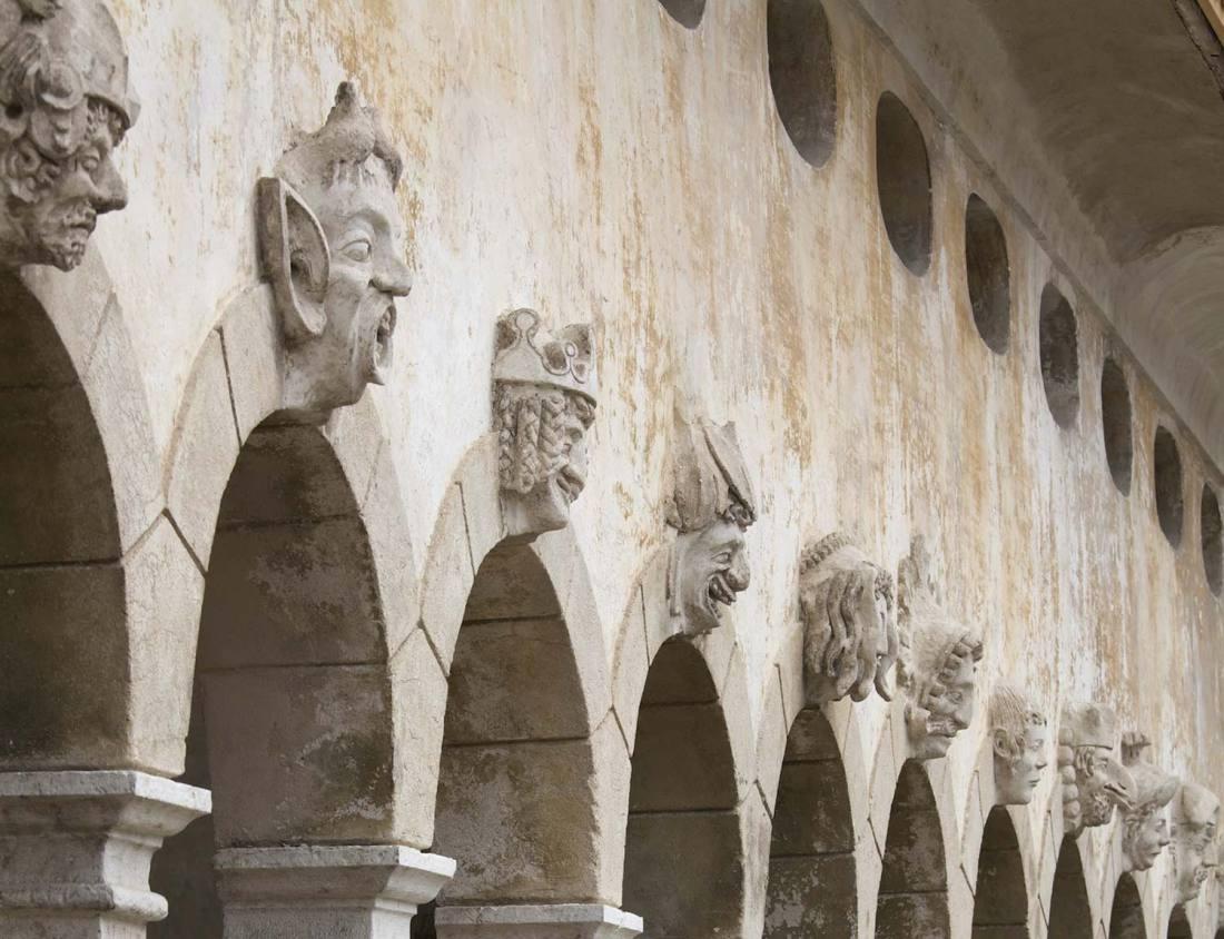 Palazzo Taddei Ala- mascheroni-Mozart