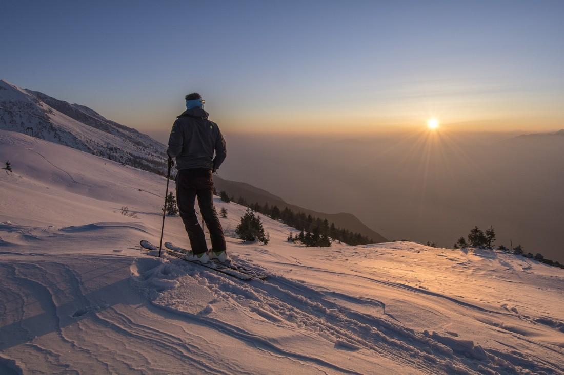 Sci alpinismo - Monte Baldo