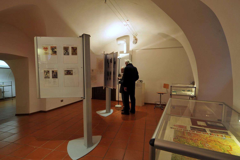 Museo della cartolina-Isera
