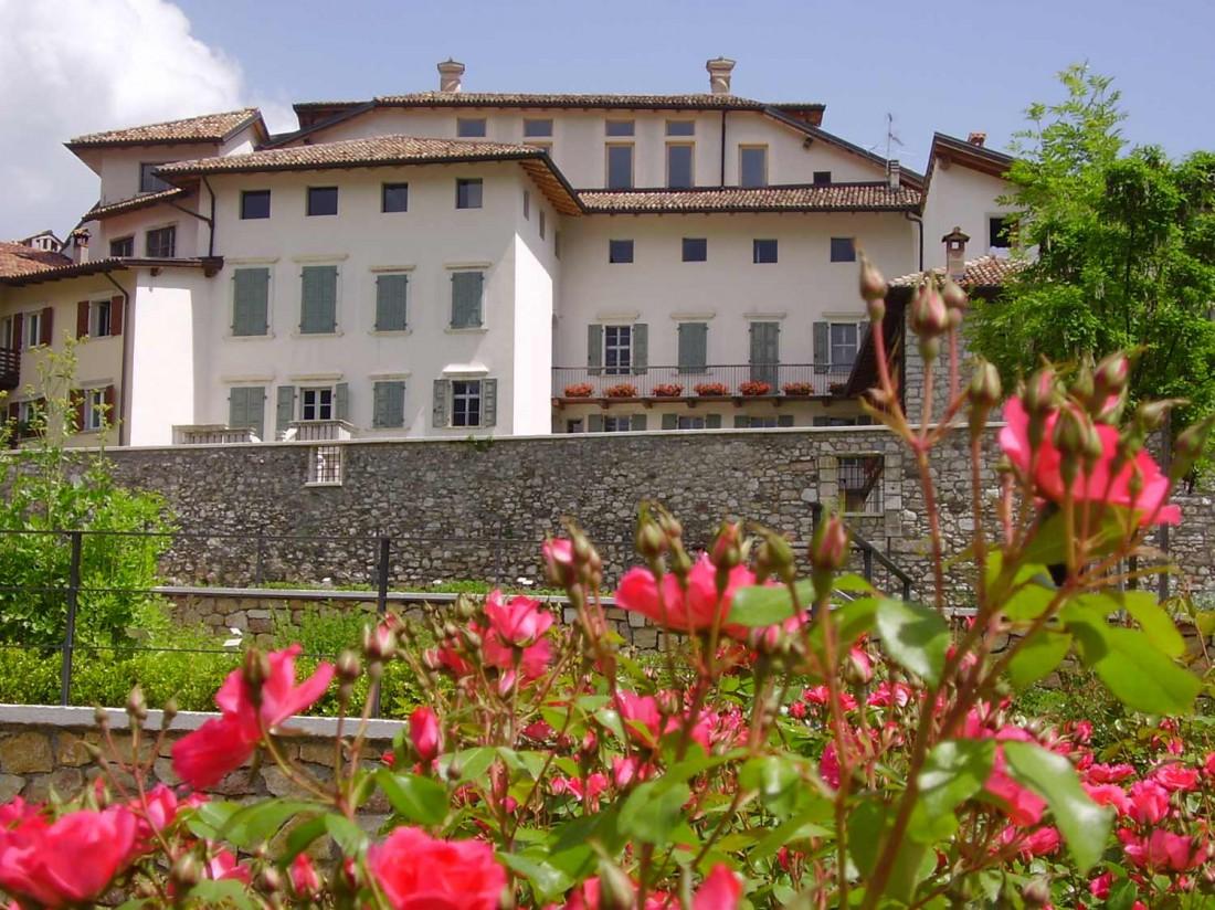 Palazzo Eccheli Baisi - Brentonico