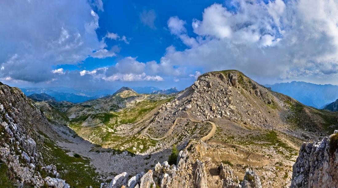 Dente italiano Pasubio - Vallarsa-Piccole dolomiti