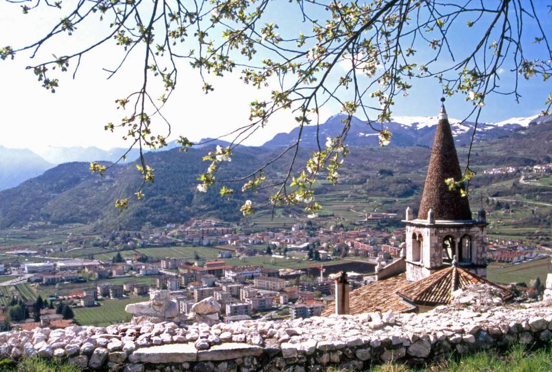 Primavera dal Santuario di Montalbano