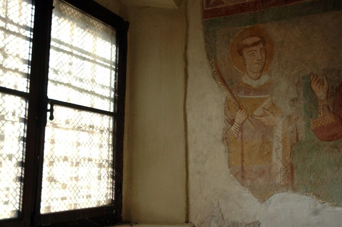 dettaglio-affreschi-Chiese-S.Pietro-in-Bosco-Ala-visitrovereto