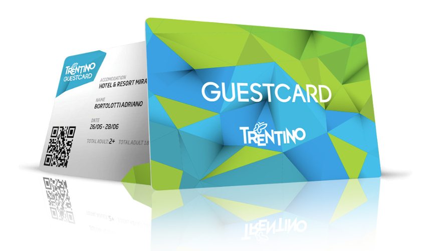 Guest Card Trentino Request It At Your Hotel ItS Free