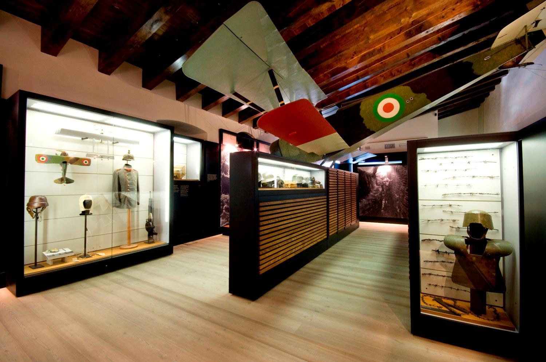Museo della Guerra-prima guerra mondiale-trekking trentino-Forte Pozzacchio-centenario grande guerra-sentieri della storia