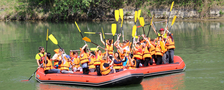 Rafting Aidge