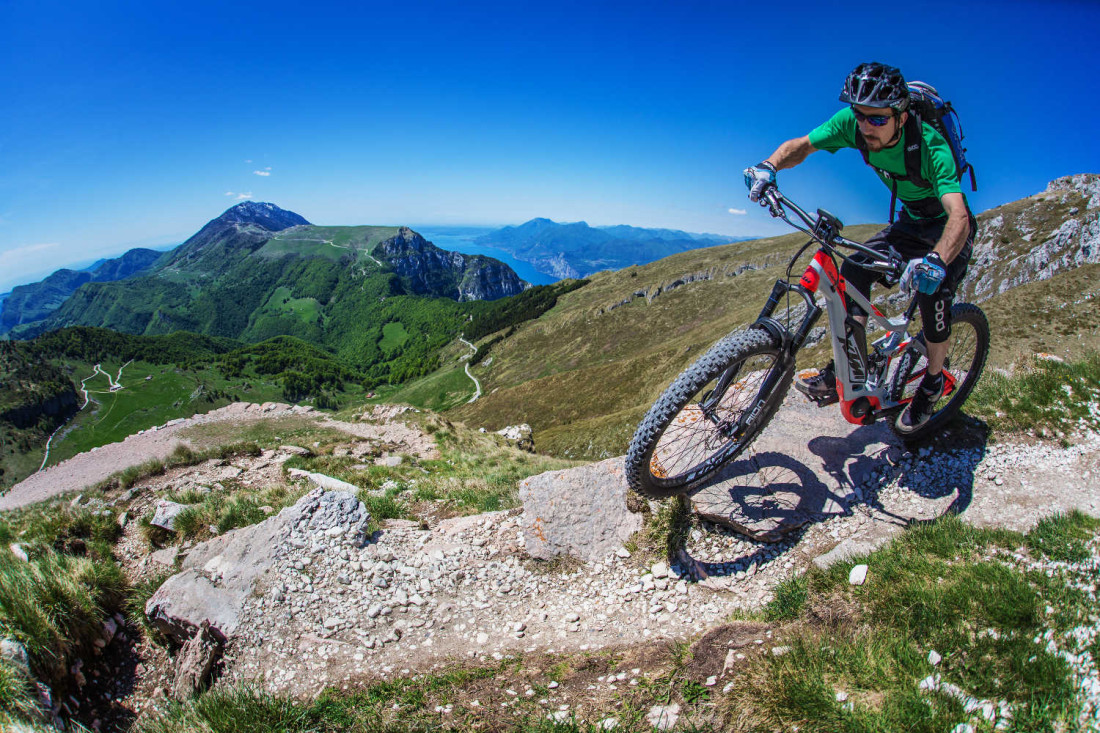 Mountain Bike Tommaso Prugnola