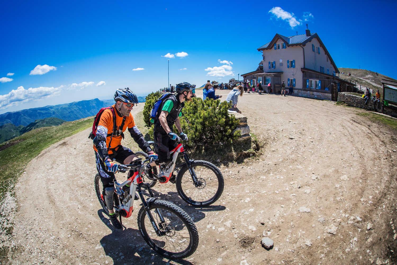 Mountain Bike Tommaso Prugnola
