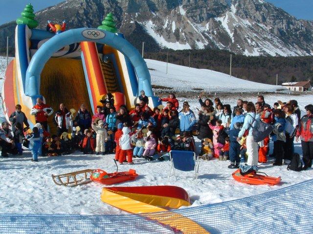 MayPark-Bordala-La neve dei bambini