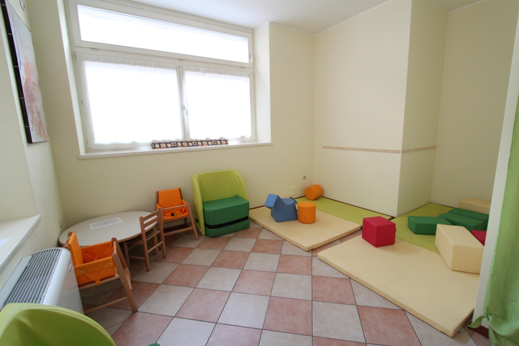 Ostello di Rovereto - baby room