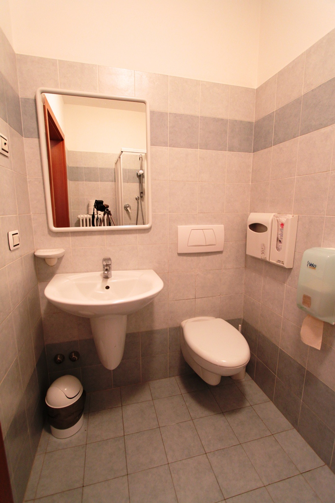 Ostello di Rovereto - bagno