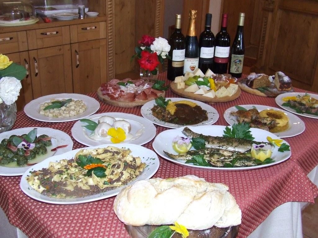 Agritur Malga Mortigola piatti tipici