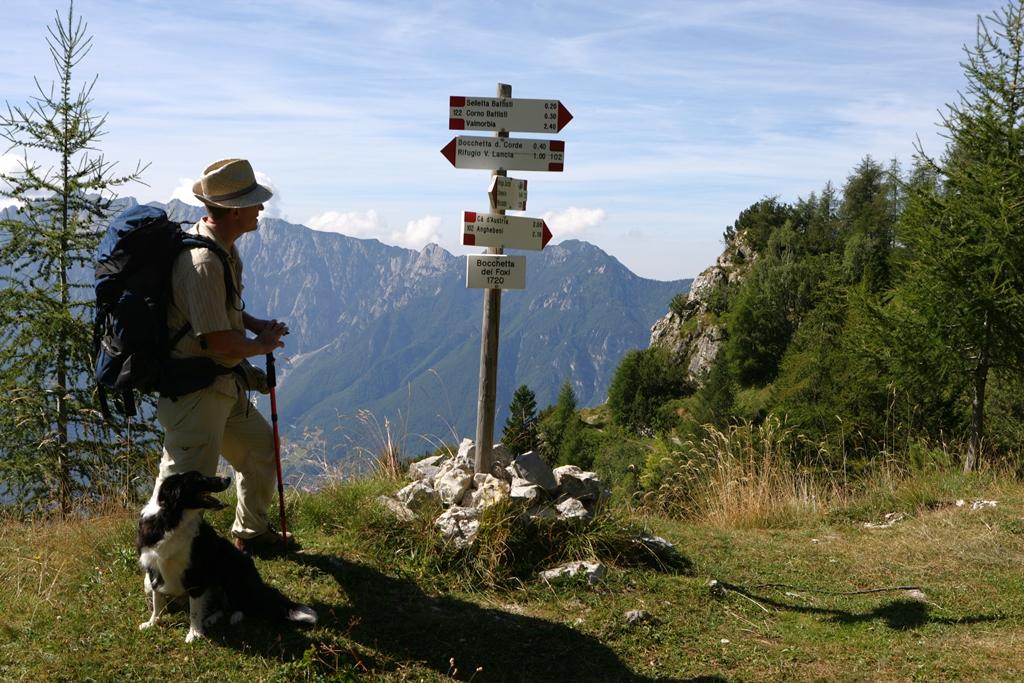 Trekking e Passeggiate-Escursioni estate