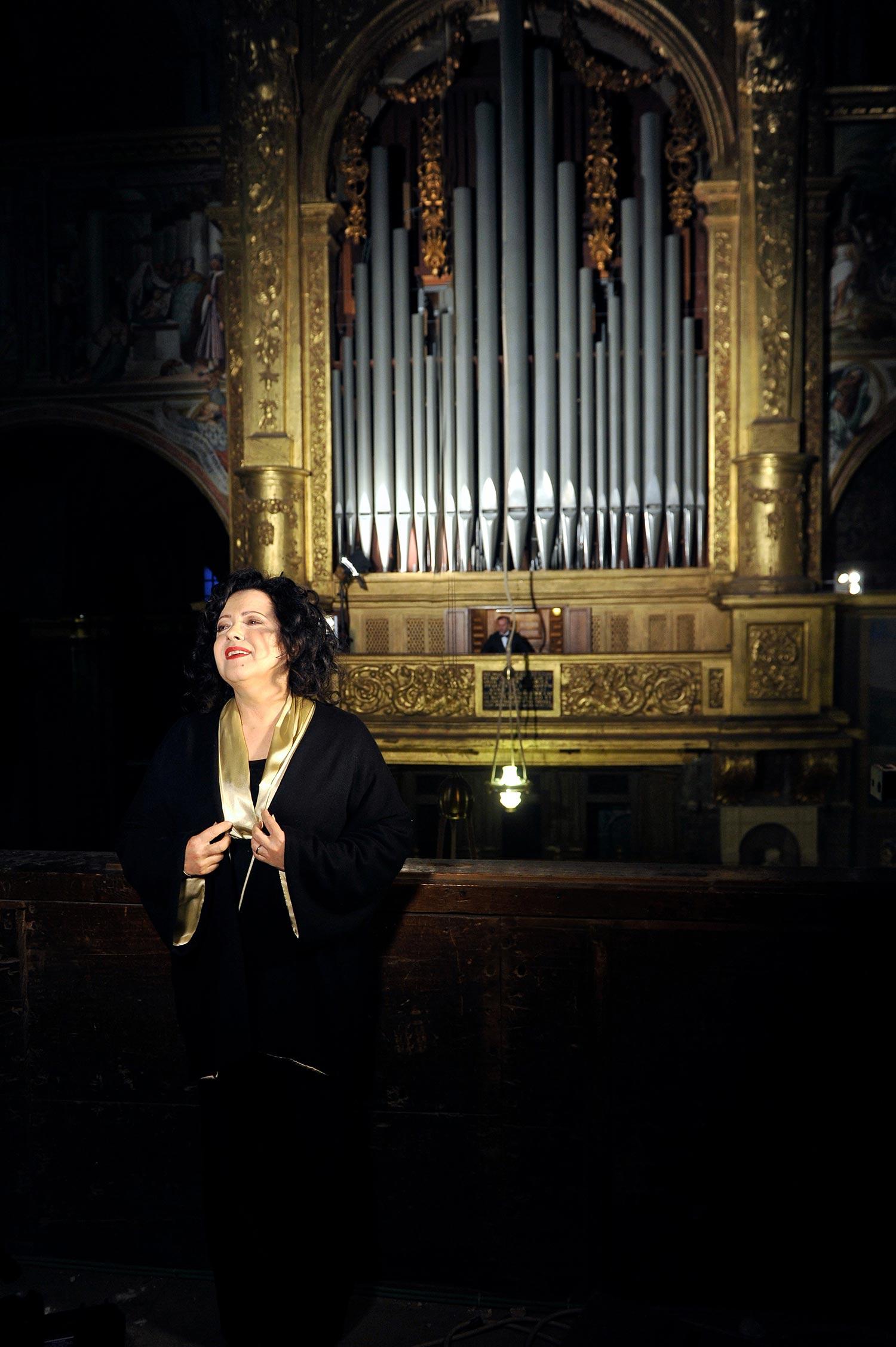 Antonella Ruggiero Ala Città di Musica