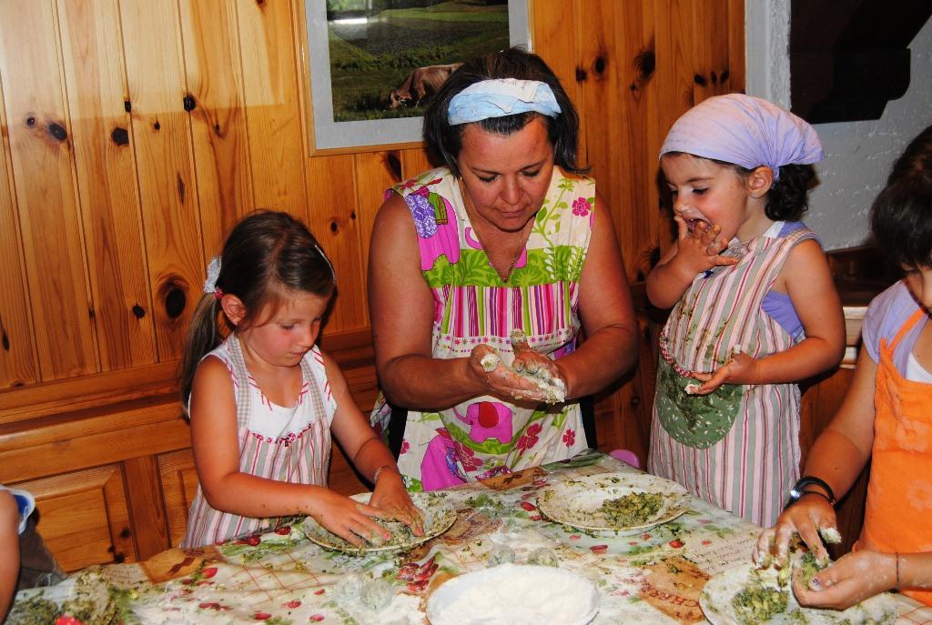 I laboratori di Malga Mortigola - Monte Baldo-Fattoria didattica-bimbi gratis