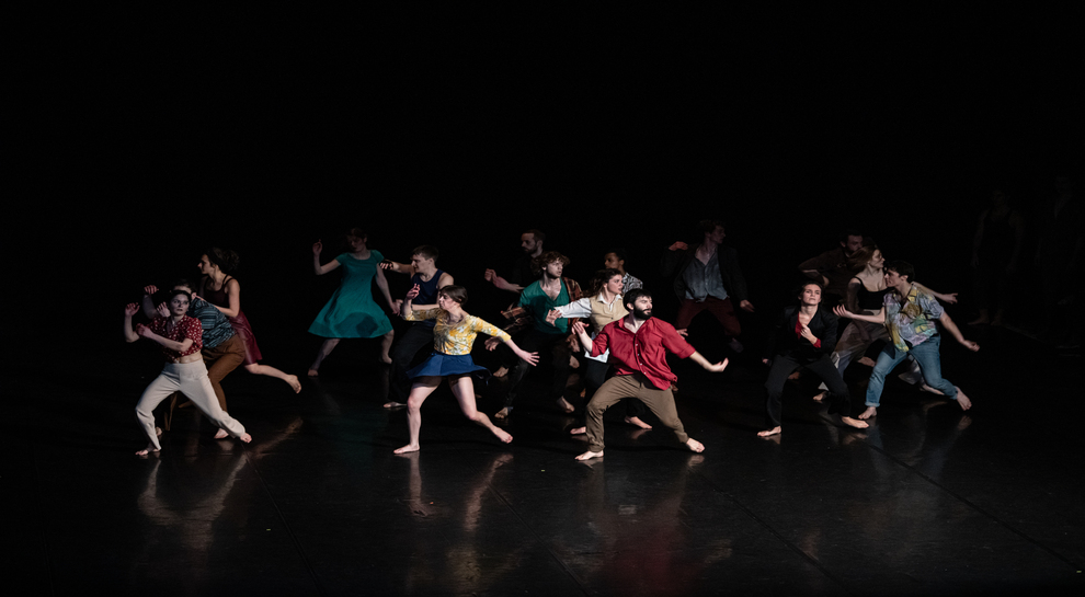 Choròs. Il luogo dove si danza - Alessio Maria Romano - Alessio Maria Romano - ph. Andrea Macchia