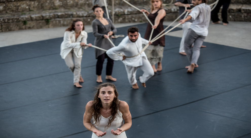Juliette on the Road - CIE Twain - Loredana Parrella - ph. Valeria Tomasulo