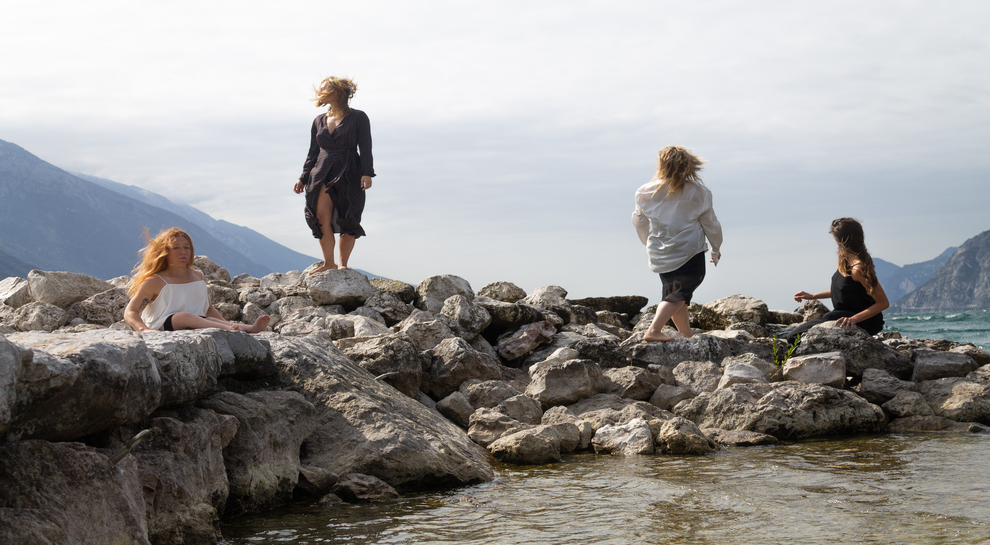 Moby Dick - Chiara Bersani_ Danskompaniet Spinn - Chiara Bersani - ph. Federico Gazza