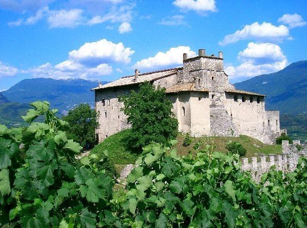 Nogaredo in settembre - Castel Noarna