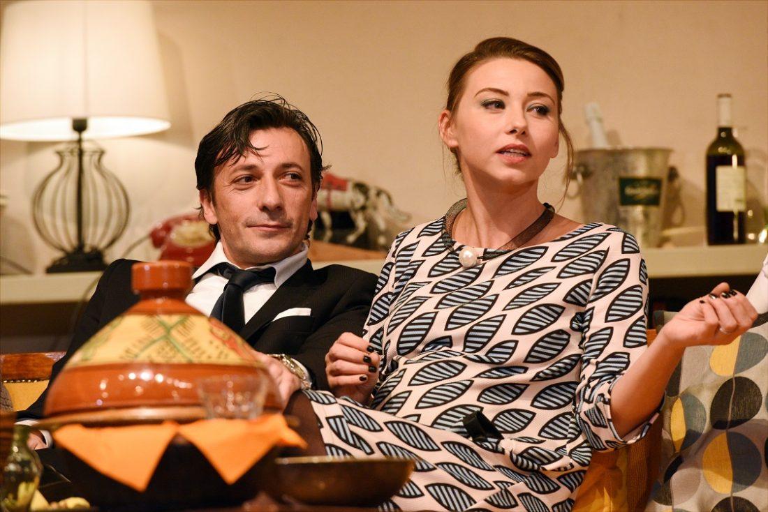 LE PRENOM-Aldo Ottobrino,Gisella Szaniszl+¦-Foto Bepi Caroli