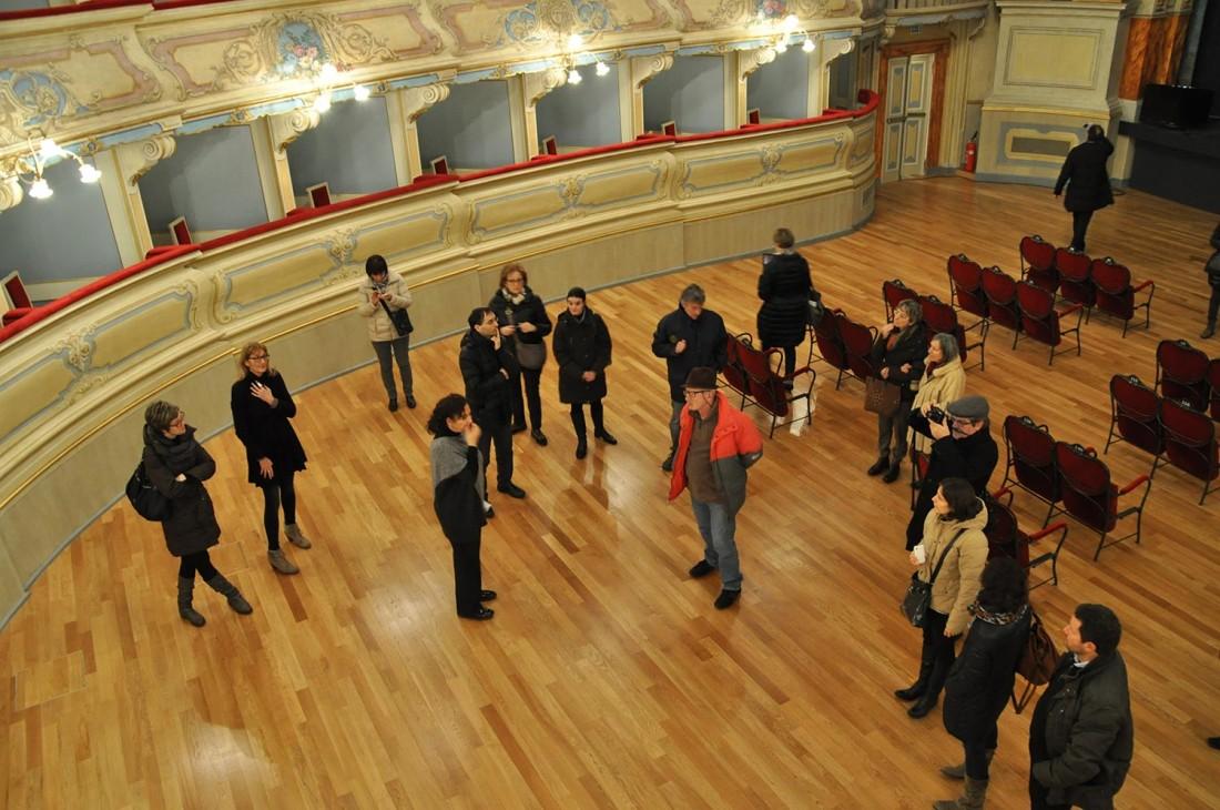 Visite Guidate Teatro Zandonai