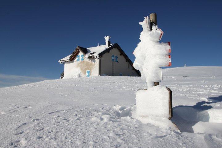 ciaspole-monte-altissimo-Inverno sul Monte Baldo-inverno