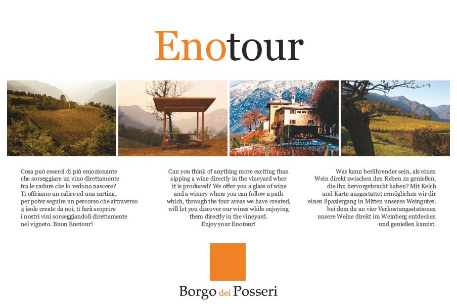 Enotour Borgo dei Posseri-Enotour