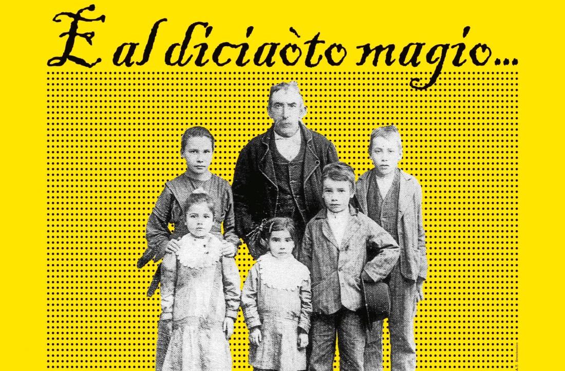 Manifesto 'E al diciaòto magio...' - Copia