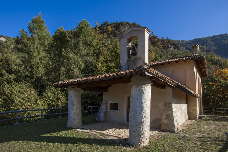 Chiesa S.M. Maddalena_Terragnolo-Chiesa Romanica