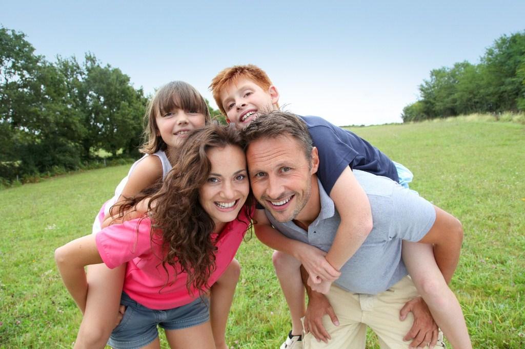 Famiglia bimbi gratis sul Monte Baldo