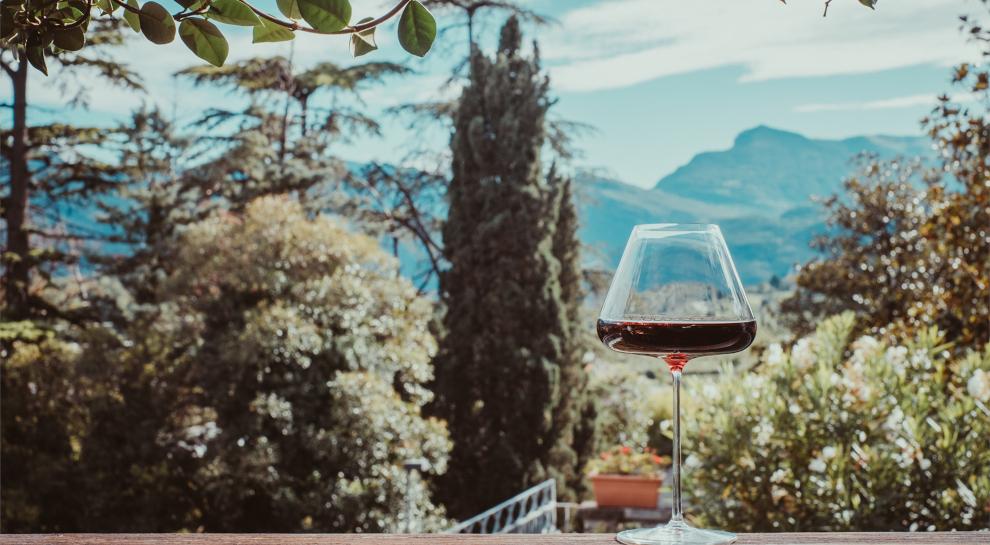 Marzemino Casa del Vino Isera Elisa Vettori