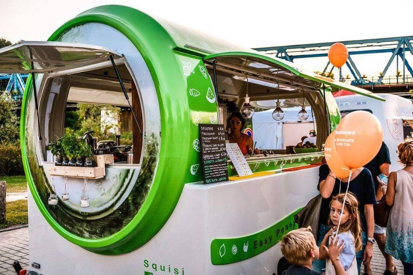 Rovereto street food festival