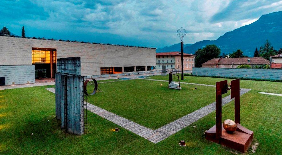 Mart Rovereto-Giardino delle sculture