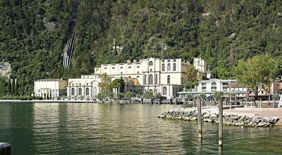 Centrale Idroelettrica Riva del Garda