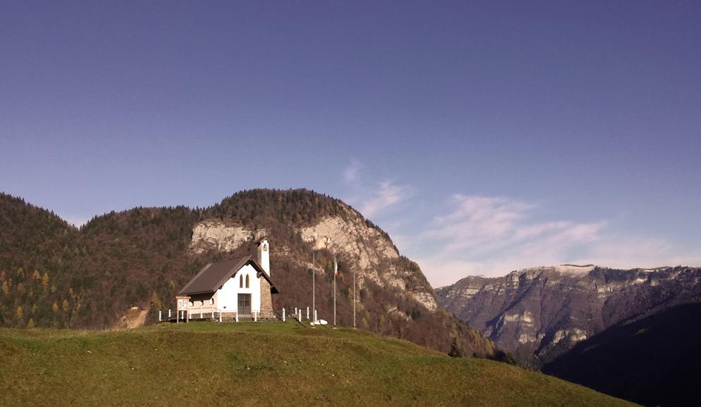 Chiesetta degli Alpini_Passo Borcola_Terragnolo