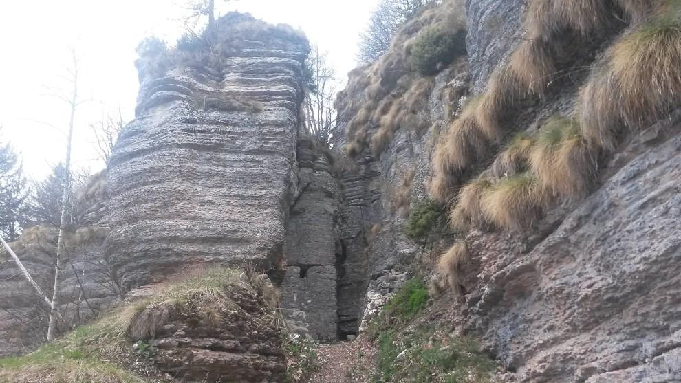 Forra del Lupo - Terragnolo Pasubio100anni
